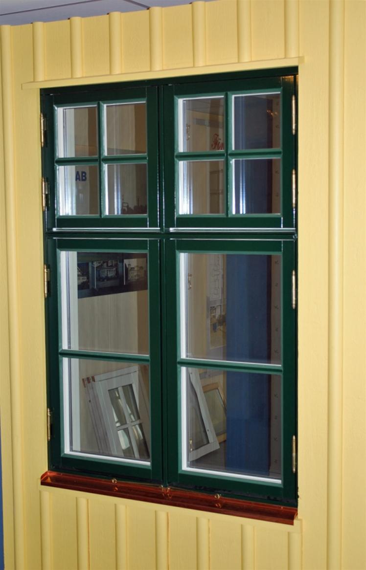 RM Snickierier AB, Utställning av fönster och dörrar i Vimmerby