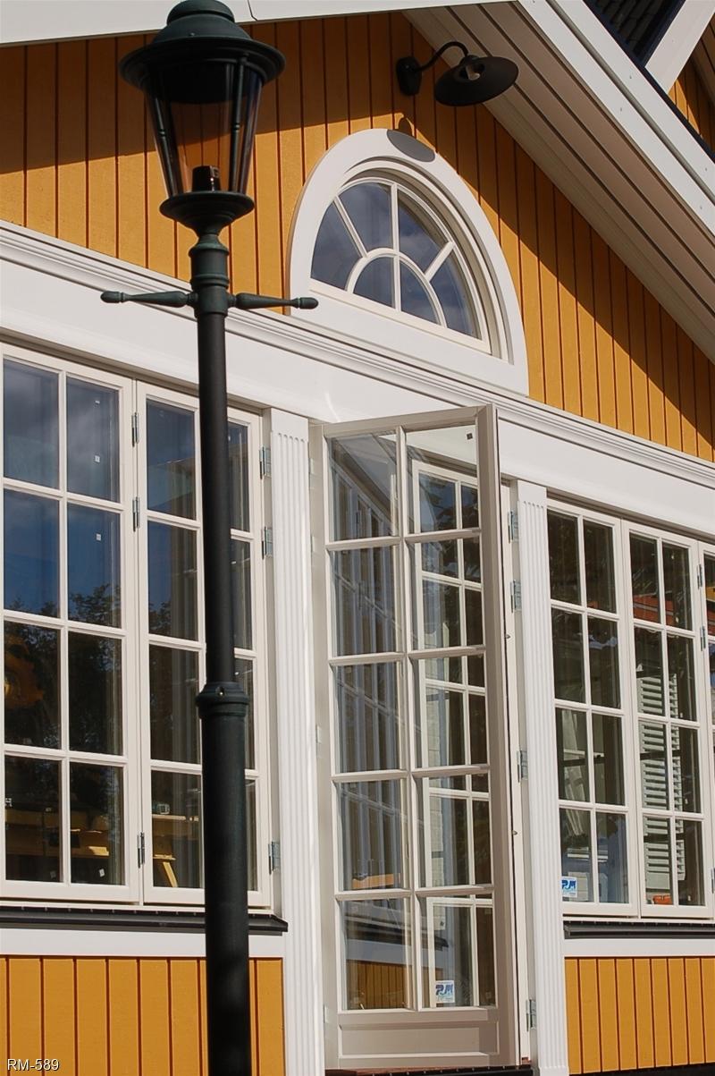 Verandafönster & spröjsade fönster till veranda / orangeri   RM ...