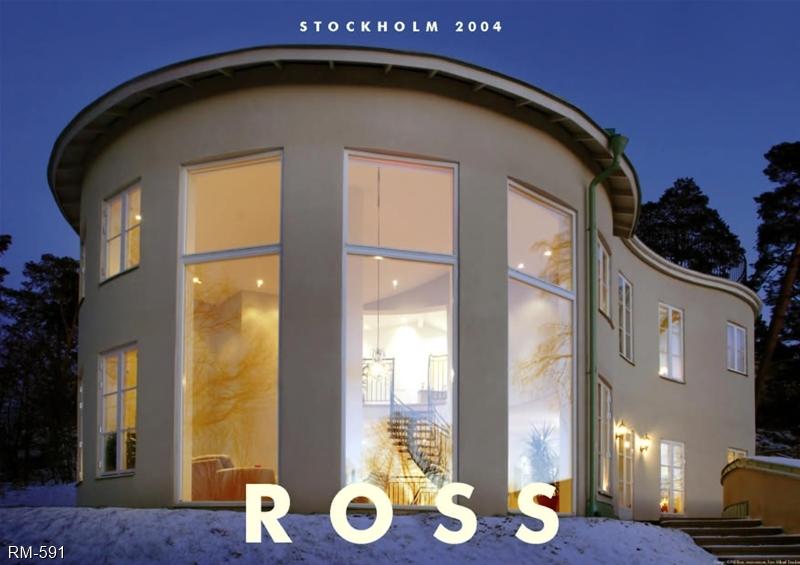 RM-fönster som tillverkar fönster till Ross arkitektur och design ...