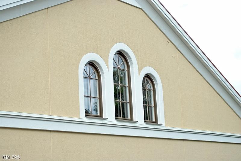Fönster till Astrid Lindgrens Värld från RM fönster, vimmerby